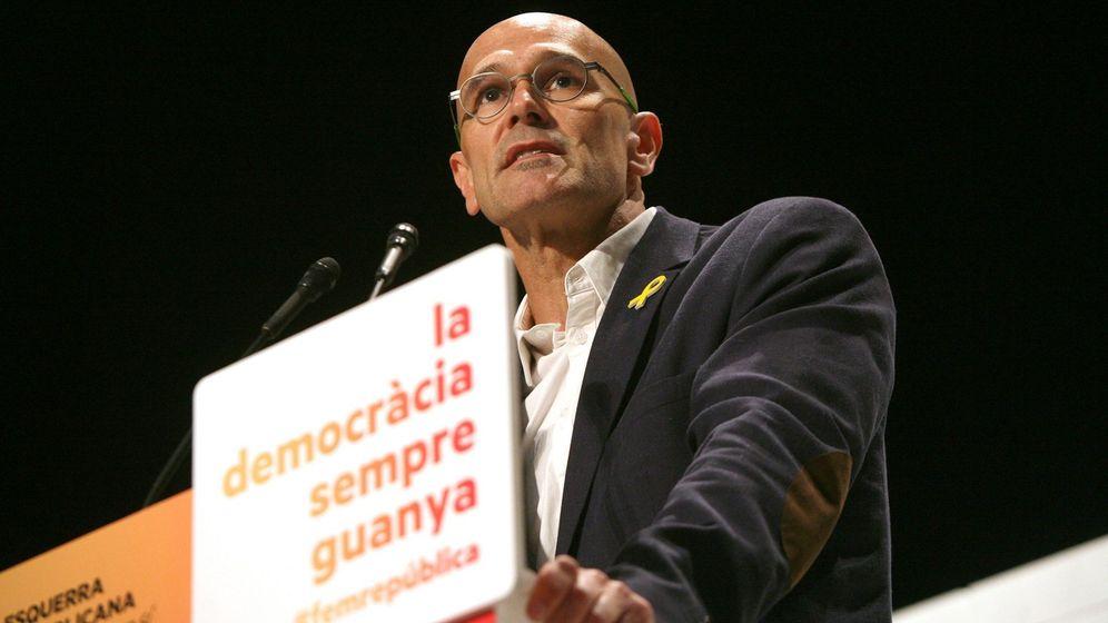 Foto: El 'exconseller' Raül Romeva. (EFE)