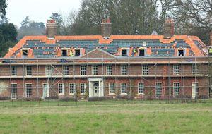 Los duques de Cambridge remodelan su casa de campo