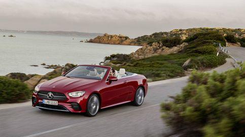 Las mejoras del Mercedes E Coupé y Cabrio, una apuesta de futuro más lúdica