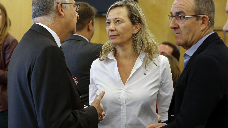 Rosell, de Podemos, intenta acceder al sumario que investiga al cliente de su pareja