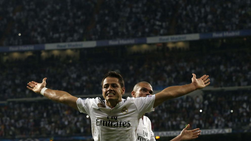 De Rial a Chicharito: grandes goles que alumbraron héroes del Real Madrid