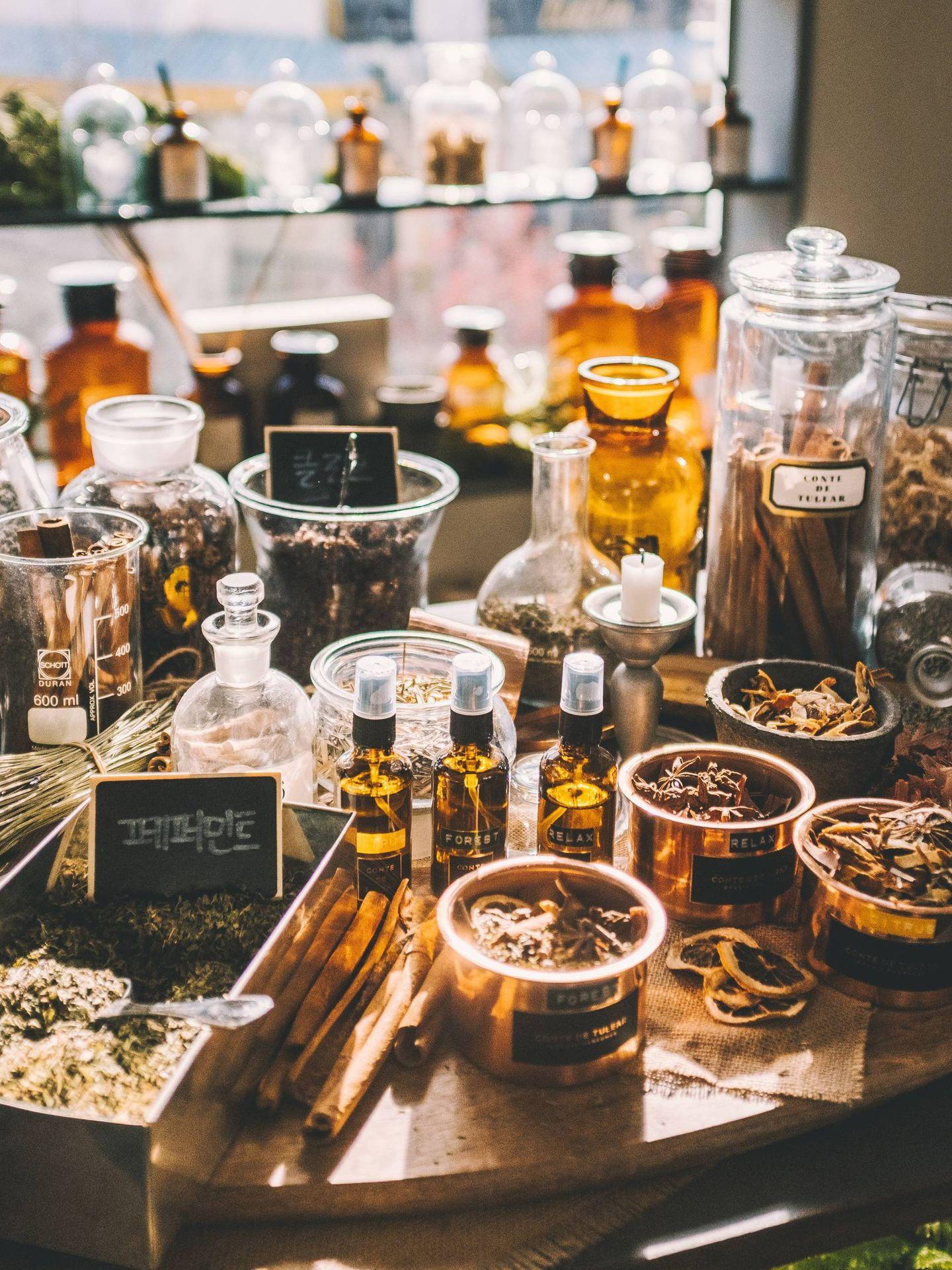 Ciencia y alquimia del perfume. (Unsplash)
