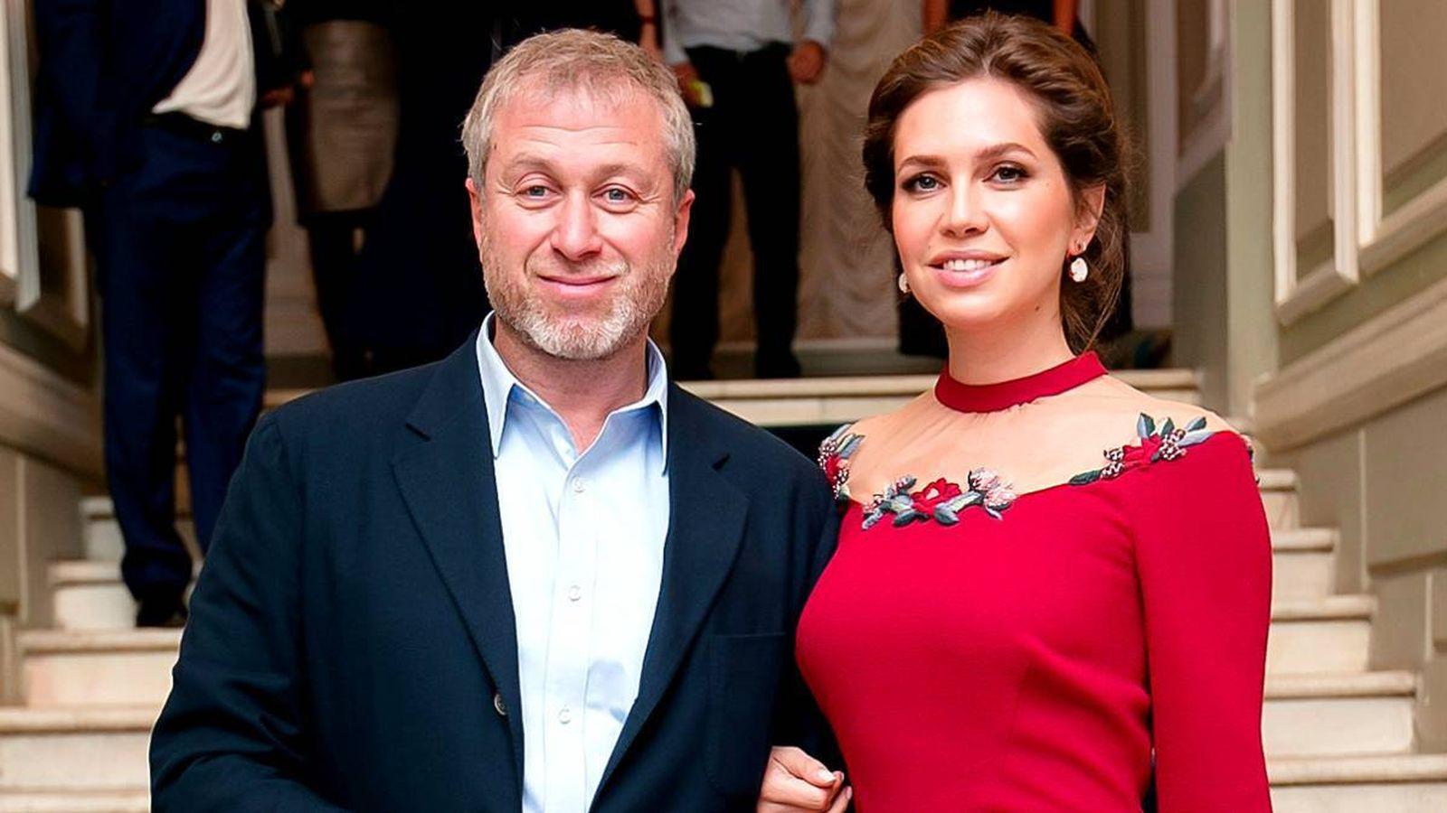 Foto: El magnate Abramovic y su ya exmujer Dasha. (Gtres)