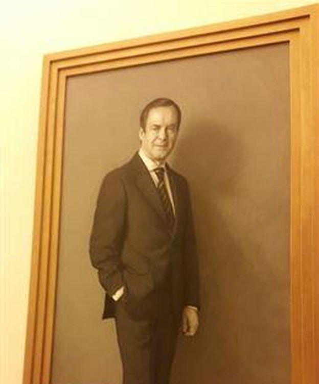 Foto: Retrato del expresidente del Congreso de los Diputados José Bono. (Europa Press)
