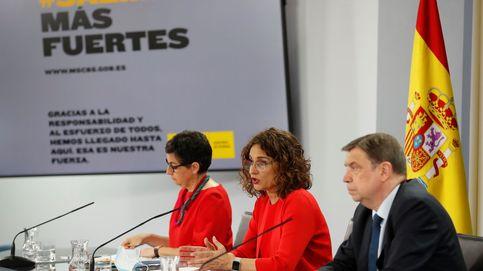 Siga en directo la rueda de prensa posterior al Consejo de Ministros