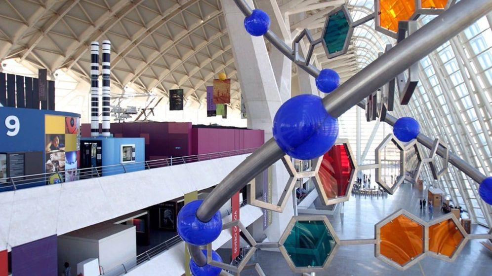 Foto: Zona infantil del Museo de las Artes y las Ciencias. (Musement)