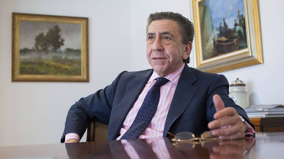 Foto: Juan Ignacio Güenechea, presidente de Cofares. Fotos: Juanjo del Rey.
