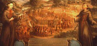Post de La batalla de los españoles contra los comanches: la masacre de San Sabá