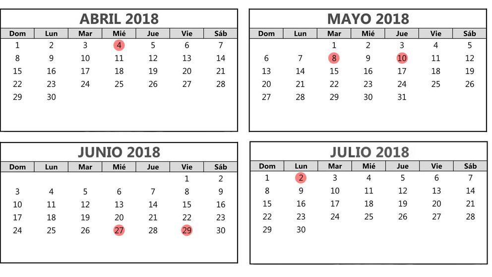 Calendario de la declaración de la renta: ¿hasta qué día puedo presentarla?