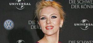 Scarlett Johansson, ahora también niña mimada de la música