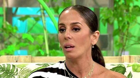 Anabel Pantoja se presta a someterse a un test de embarazo en directo