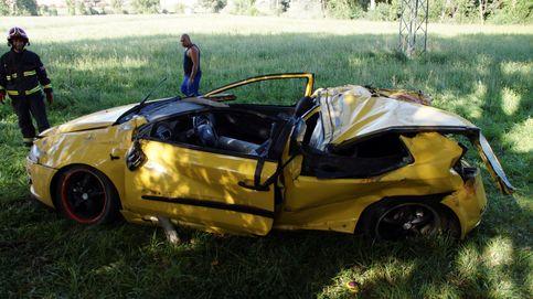 Mueren tres jóvenes y otros tres resultan heridos en un accidente de tráfico en Salamanca