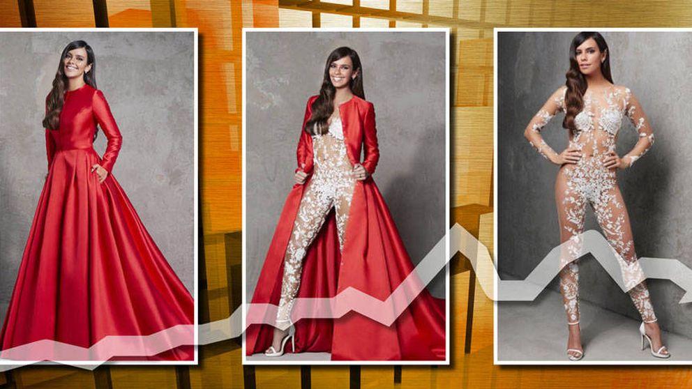 El efecto Pedroche: así evoluciona la audiencia con su vestido