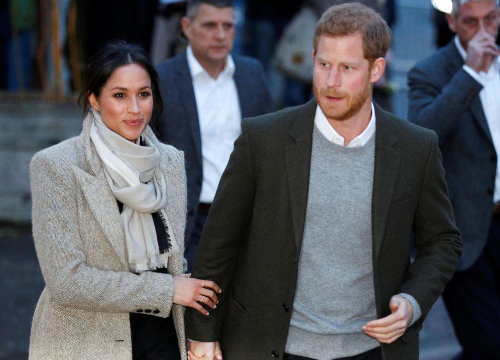Foto: La pareja, en una imagen reciente. (Reuters)