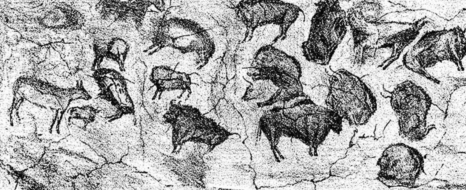 Foto: Prehistóricos sí, pero no tan primitivos