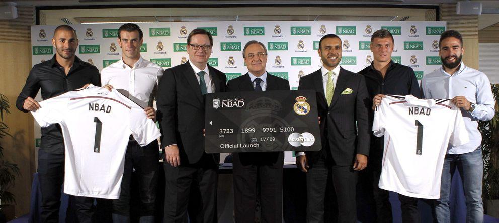 Eso es vender el alma del Real Madrid... quitaron hasta la cruz de la corona