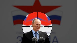 Los siete intentos fallidos de asesinar a Putin, según el Kremlin