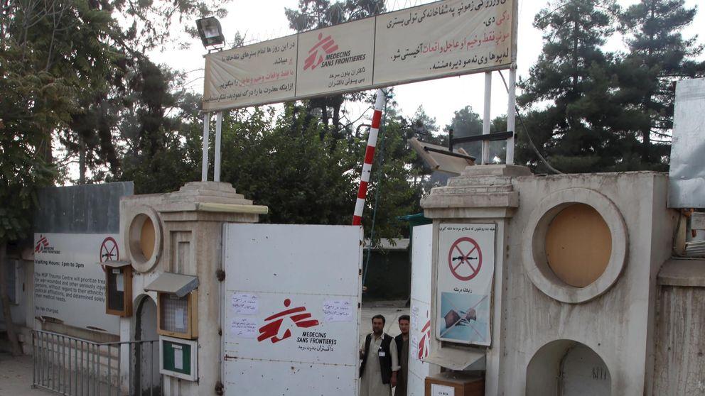 El bombardeo de EEUU sobre el hospital afgano deja 19 muertos, 12 de MSF