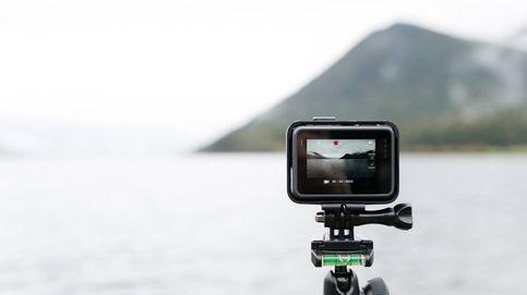 Cinco 'clones' de la GoPro para grabar todas tus vacaciones sin dejarte un dineral