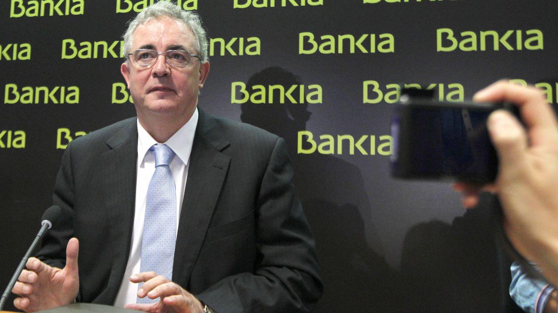 Foto: El exconsejero delegado de Bankia, Francisco Verdú, no utilizó la 'black' a pesar de tenerla. (Efe)
