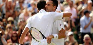 Post de Roberto Bautista cae con honor ante Djokovic, que jugará la final de Wimbledon