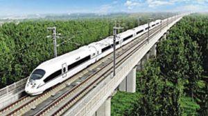Alta velocidad china de California a Sao Paulo