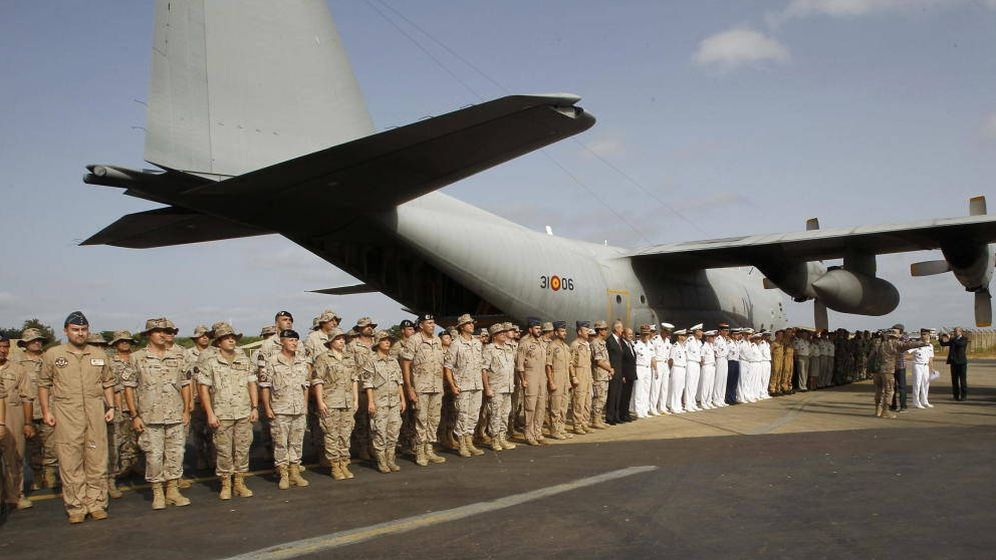 Foto: El militar ha sido condenado a dos años de inhabilitación por lo sucedido