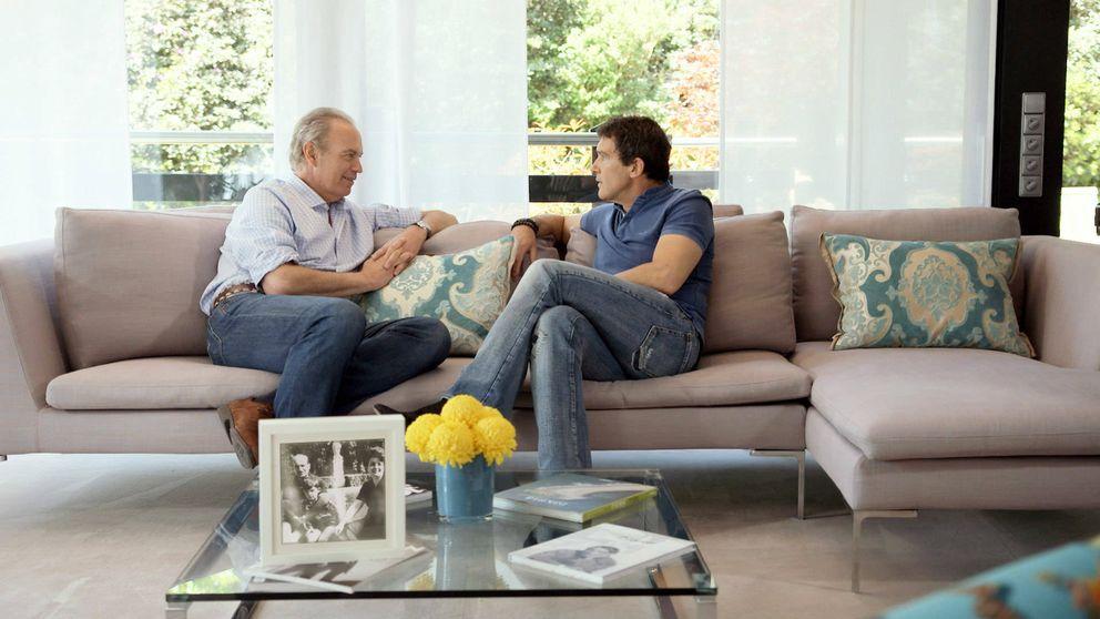 Todo lo que no se vio de la entrevista de Antonio Banderas con Bertín Osborne