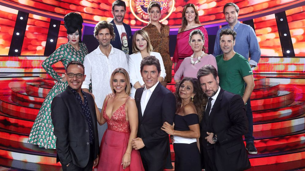 Foto: Antena 3 estrena la nueva edición de 'Tu cara me suena'. (Antena 3)