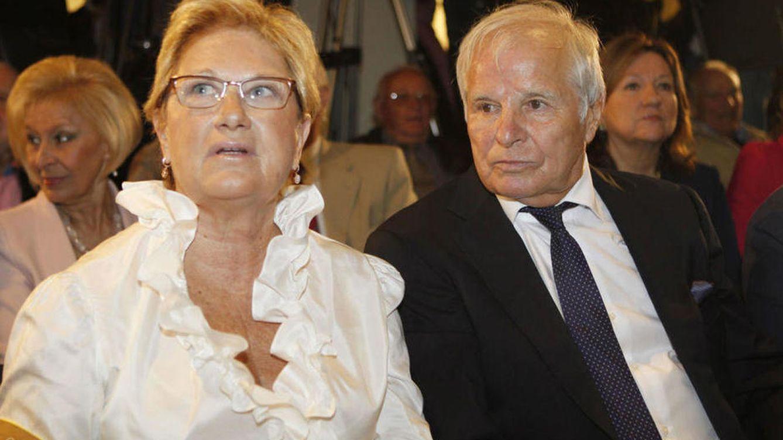 Foto: El Cordobés y Martina Fraysse en una imagen de archivo (Gtres)