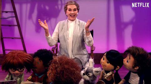 Julie Andrews ('Mary Poppins') vuelve a la televisión de la mano de Netflix