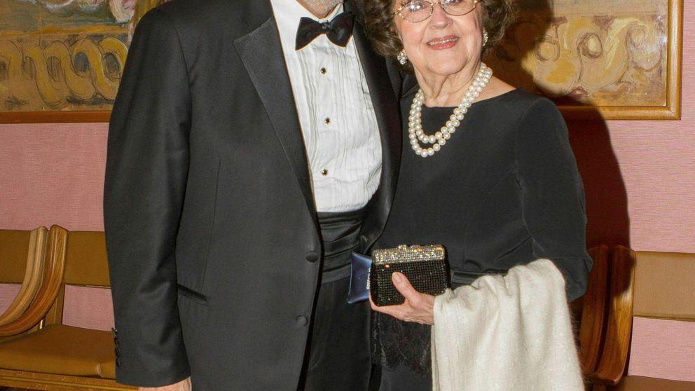 Marta Ornelas, la mujer que ha estado al lado de Plácido Domingo durante 60 años