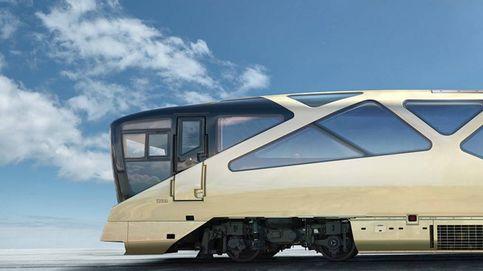 Así es el Shiki-Shima, el tren más lujoso del mundo que recorre Japón a precio de oro