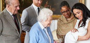 Post de La rabieta de Felipe de Edimburgo por la que ahora Archie se apellida Mountbatten