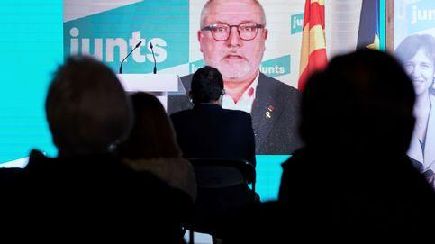 Plan de JxCAT y ERC para que Puig y Serret sean diputados sin ir al Parlament