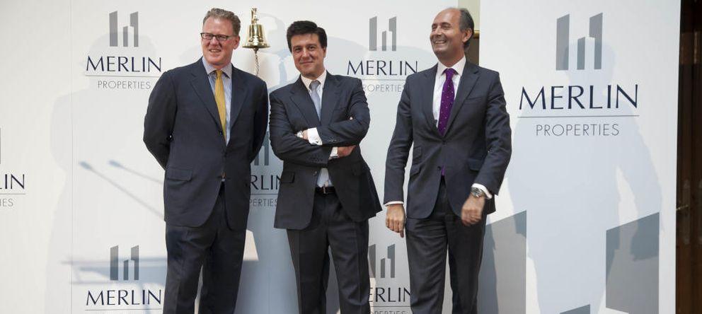 Foto: Merlin Properties compra cinco edificios de oficinas en Madrid por 130 millones