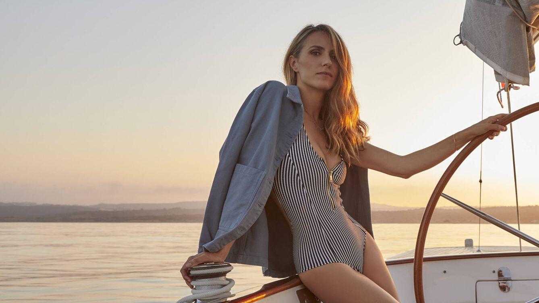 Laura Vecino: ¿Posar en traje de baño? Me cuesta, pero si es por mi colección…