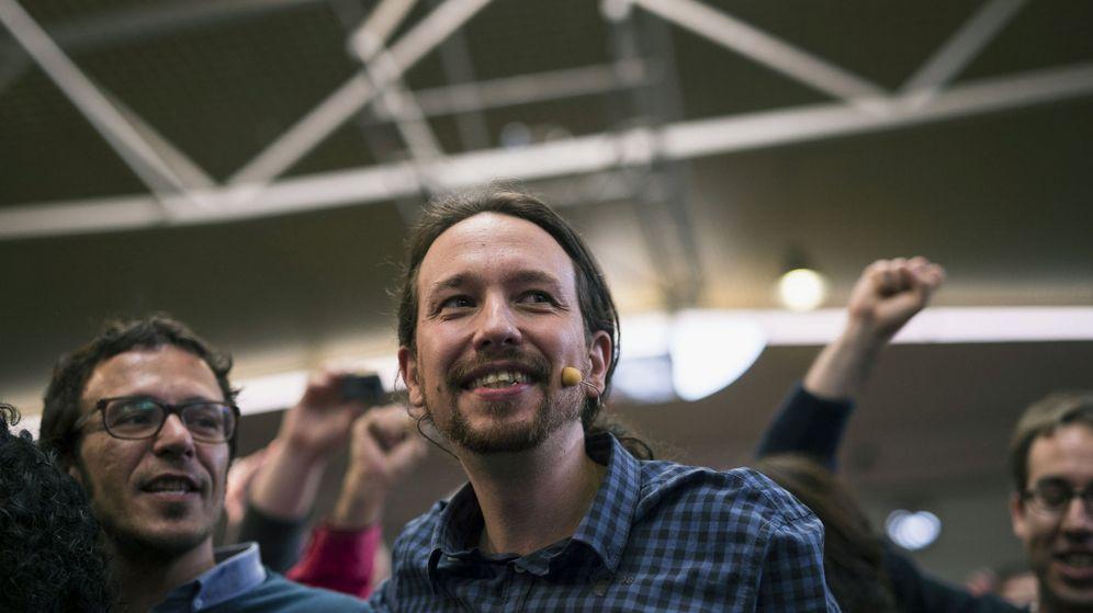 Foto: Pablo Iglesias en acto de Podemos en Córdoba (Efe)