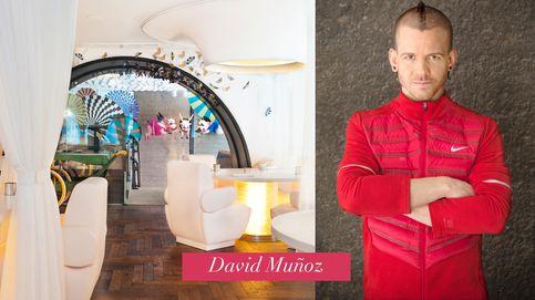 David Muñoz, Paco Roncero y Sergi Arola: así son por dentro los restaurantes de los chefs más mediáticos