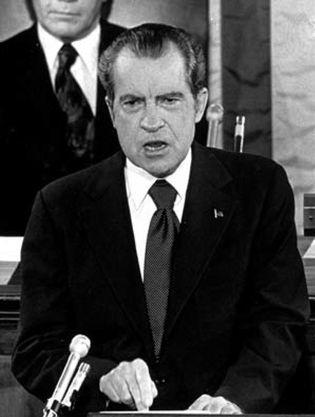 Foto: Nixon tuvo una relación homosexual con un banquero