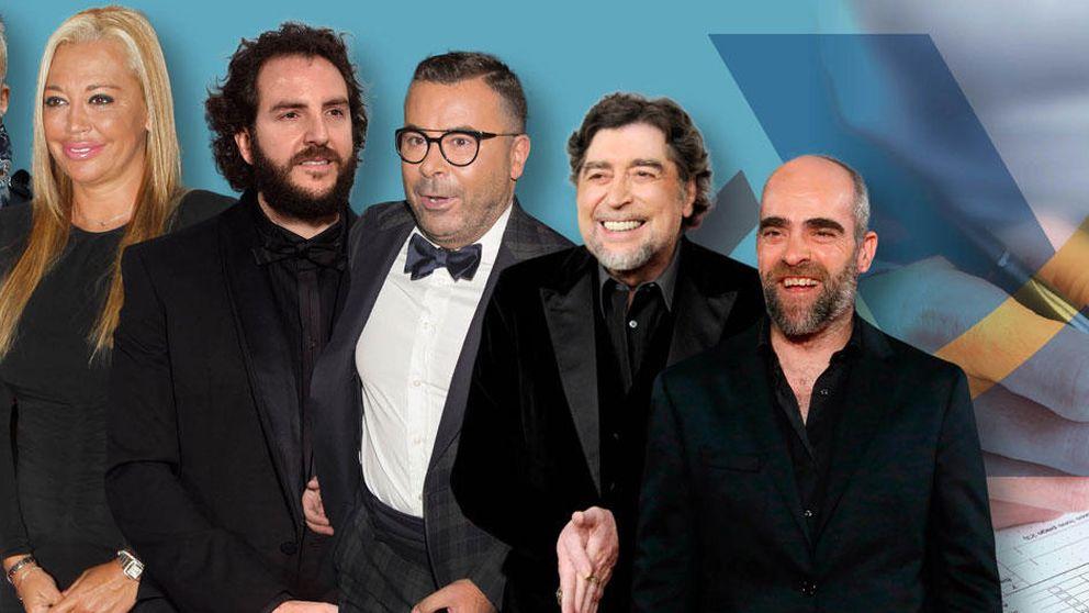 Lista negra de Montoro: famosos que deben tener cuidado con la declaración de la renta