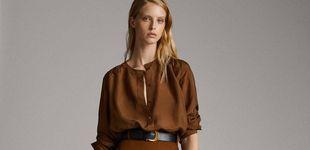 Post de Massimo Dutti tiene la falda midi y la camisa de seda que añadirás a tu wishlist de Navidad