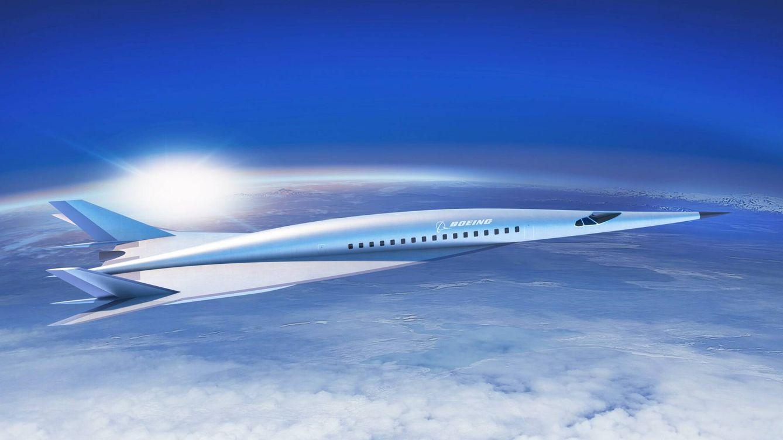 Foto: Un nuevo catalizador puede acercarnos a los vuelos hipersónicos. (BOEING)
