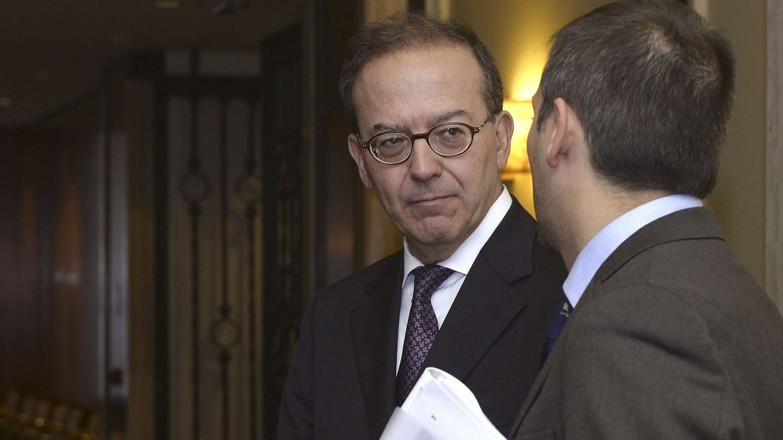El director general del FROB, Antonio Carrascosa (EFE)
