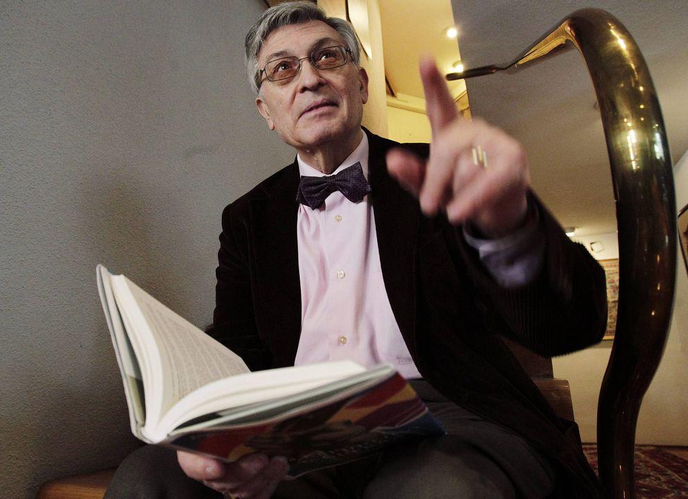 Foto: El historiador Ángel Viñas (EFE)