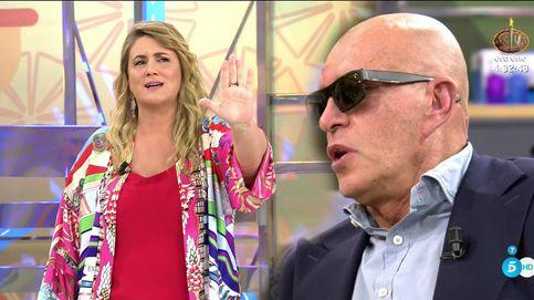 Carlota Corredera dinamita 'Sálvame' al encararse con Kiko Matamoros por Rocío Carrasco