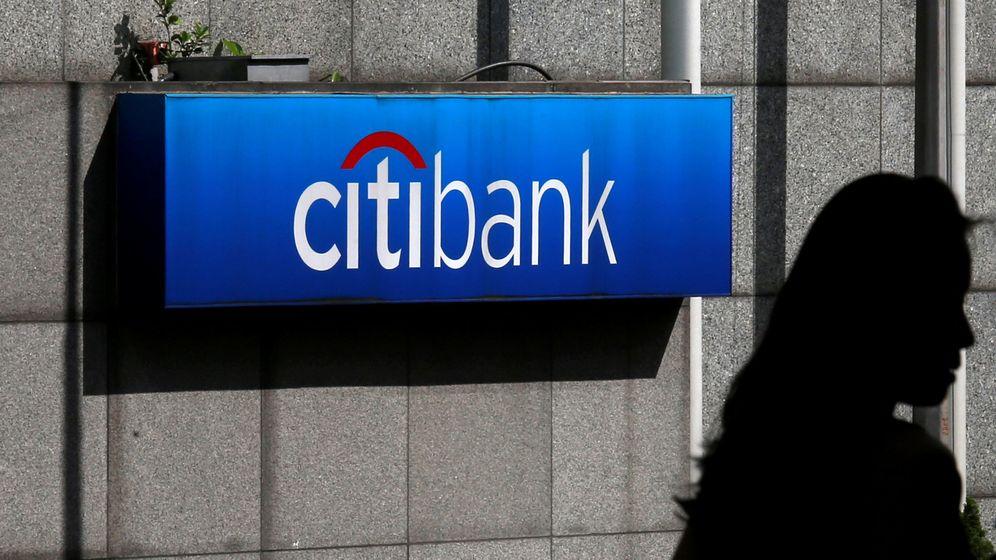 Foto: El logo de Citibank. (Reuters)
