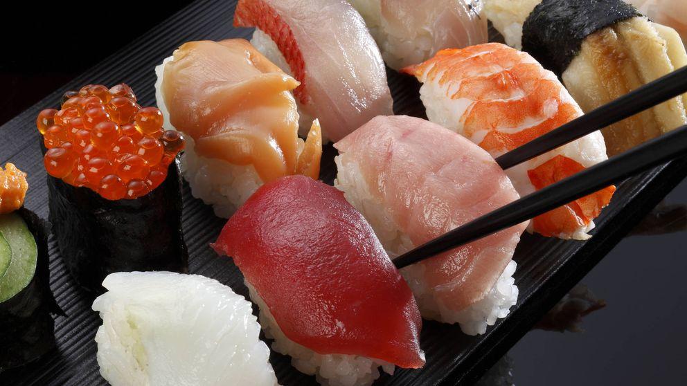 El peligro oculto del sushi: ten cuidado con lo que comes