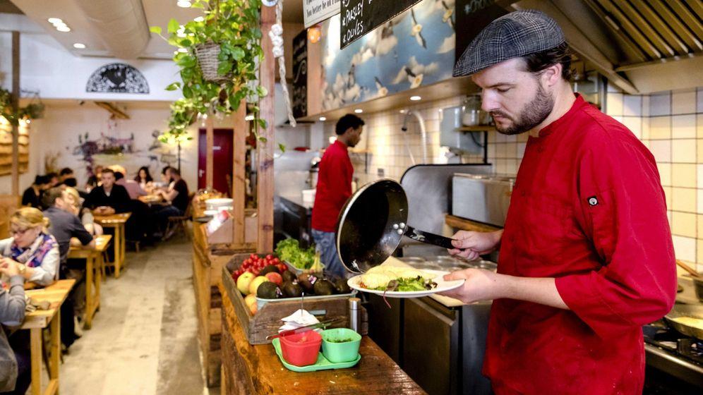 Foto: La calidad de los restaurantes no siempre se corresponde con el 'ranking' de Tripadvisor. (EFE)