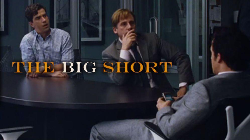 Hipotecas La Gran Apuesta O The Big Short Una Obra Maestra De Las